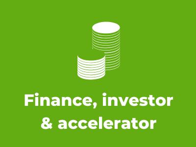 Investors & Accelerators