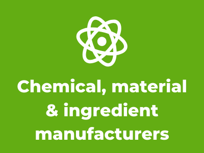 Big Chemical Manufacturer